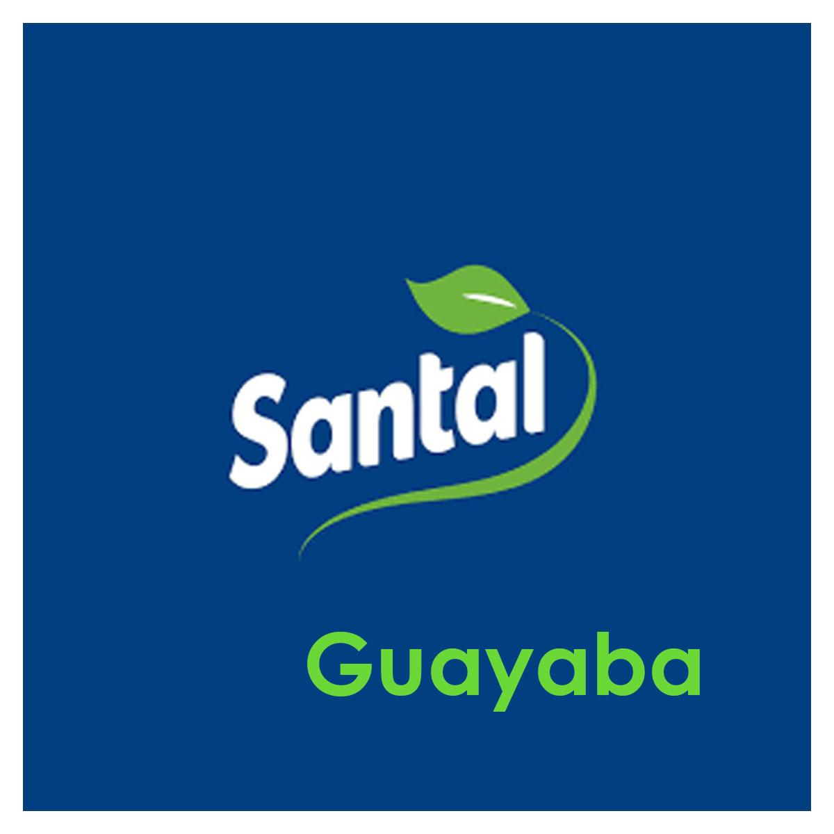 Jugo Santal Guayaba 1lt
