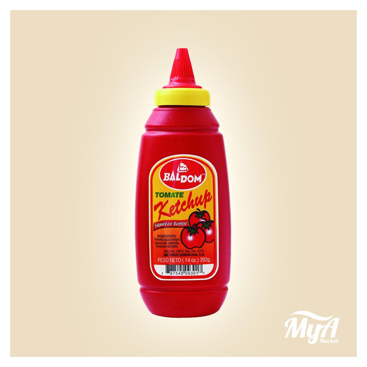Ketchup Badom 14oz