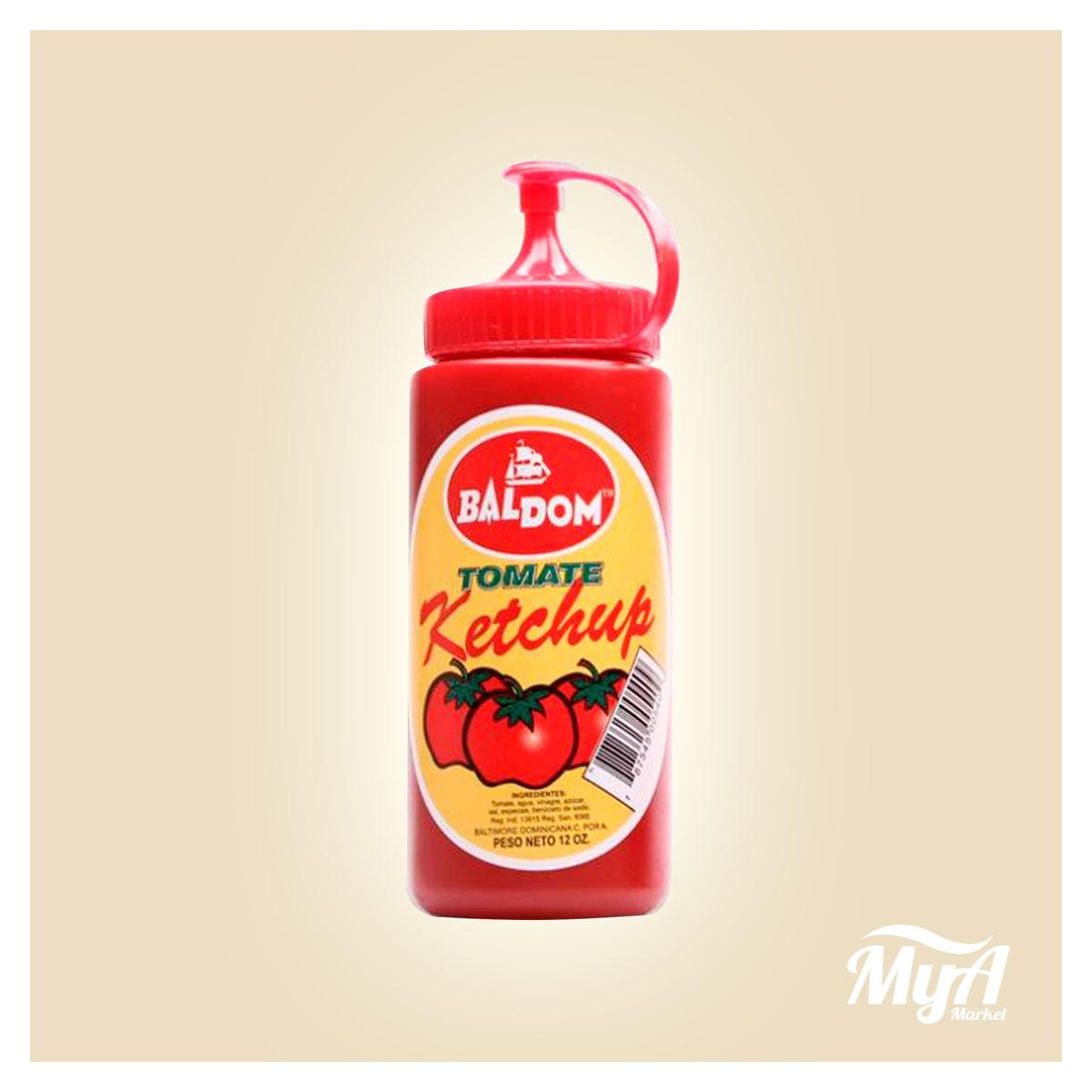 Ketchup Badom 12oz