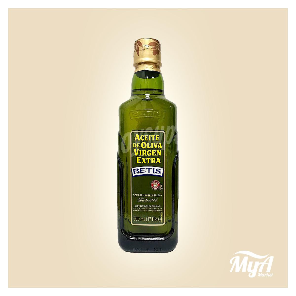 Aceite Oliva Extra Betis 500ml
