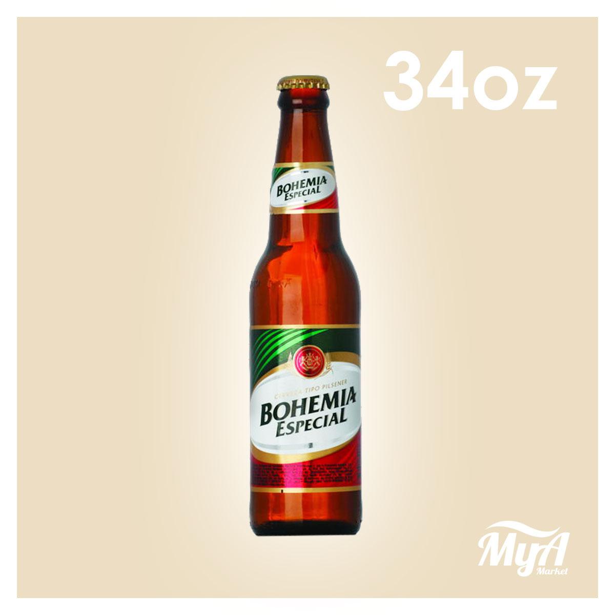 Cerveza Bohemia Jumbo