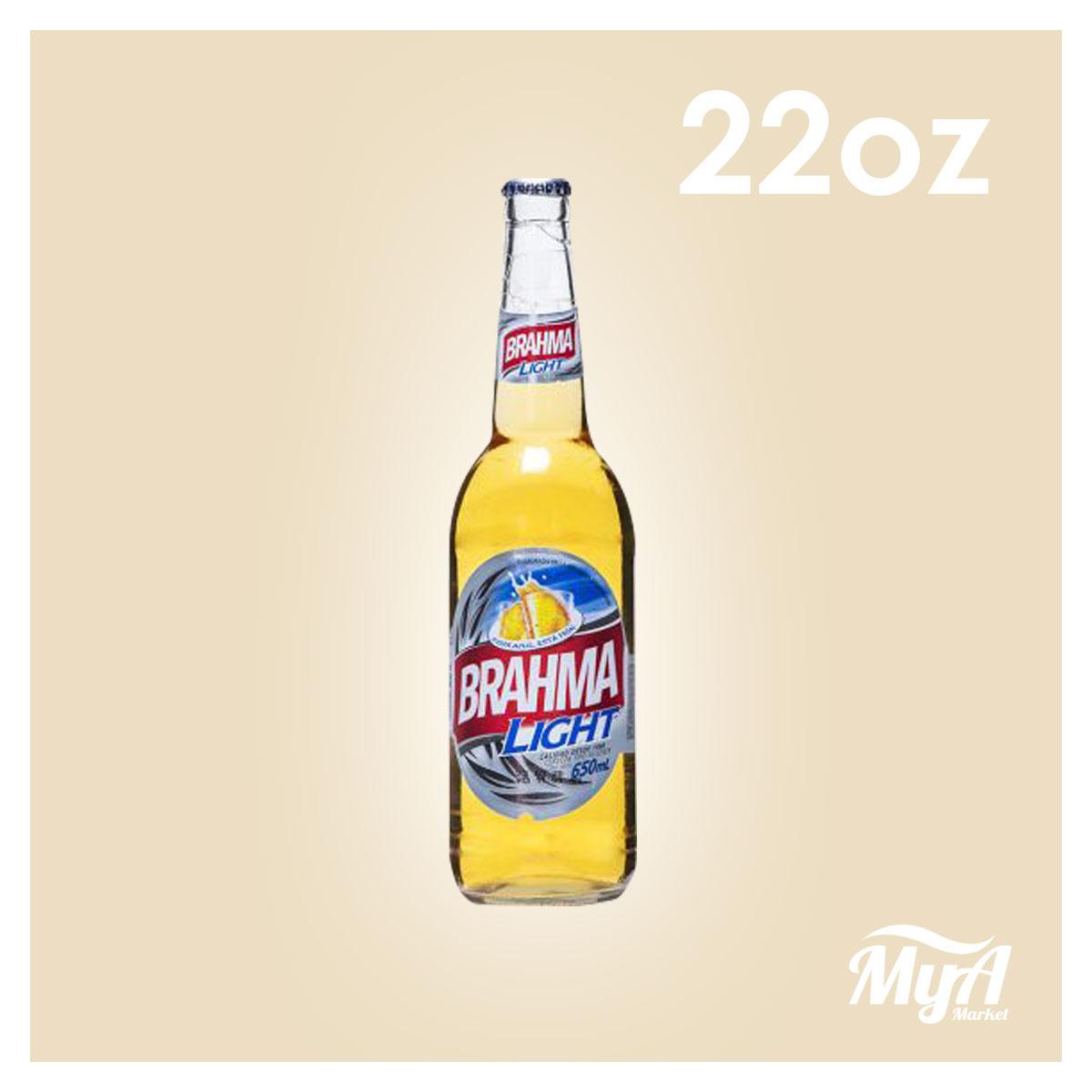 Cerveza Brahama Light Grande