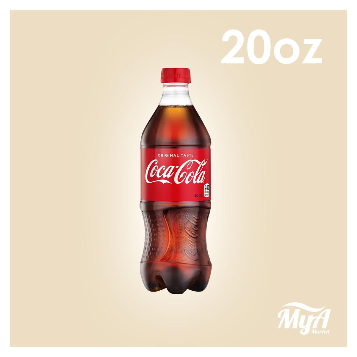 Coca Cola 20 OZ