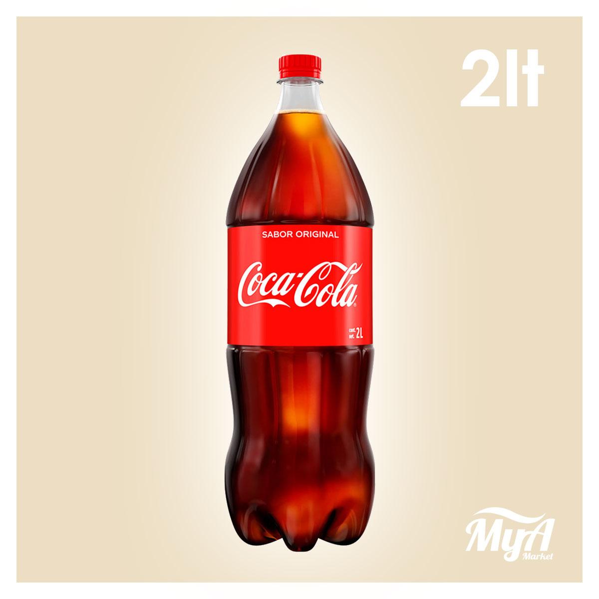 Coca Cola 2 Lt