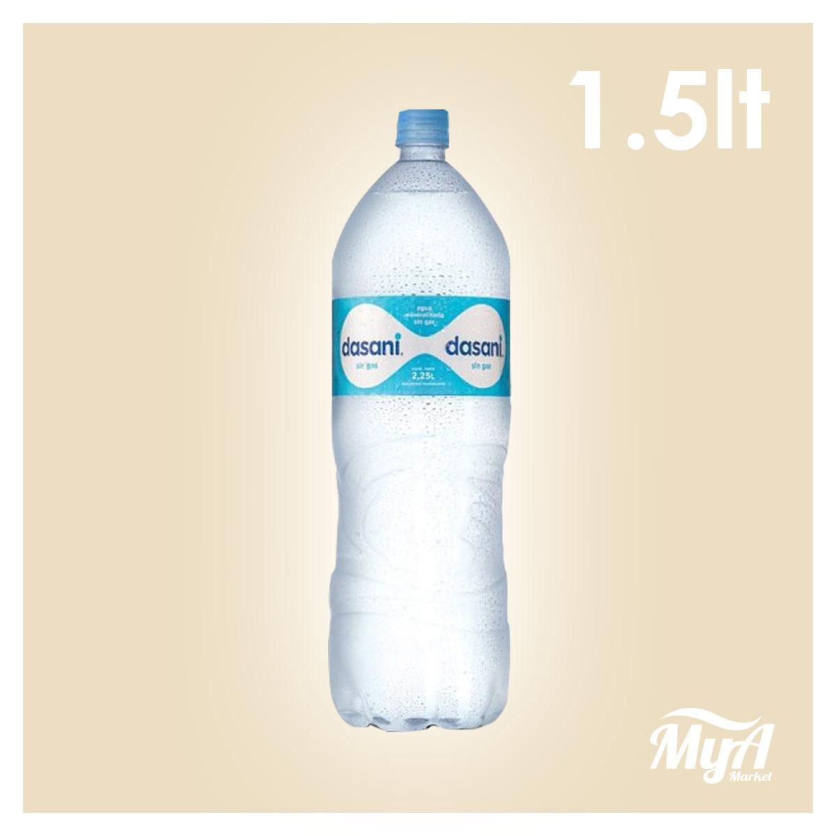 Agua Dasani 1.5L