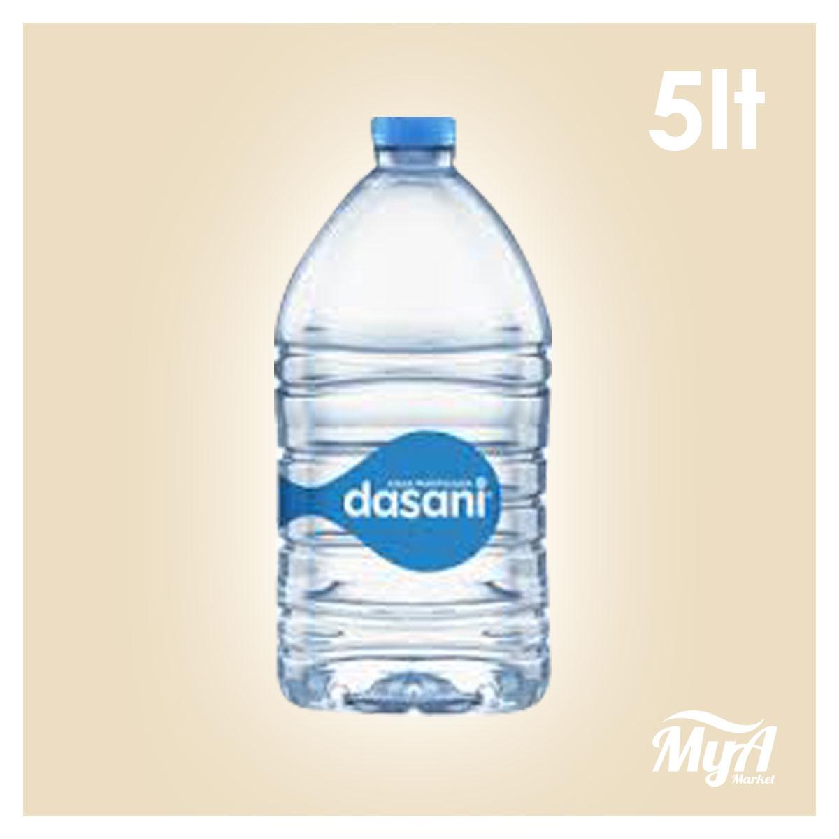 Agua Dasani 5Lt