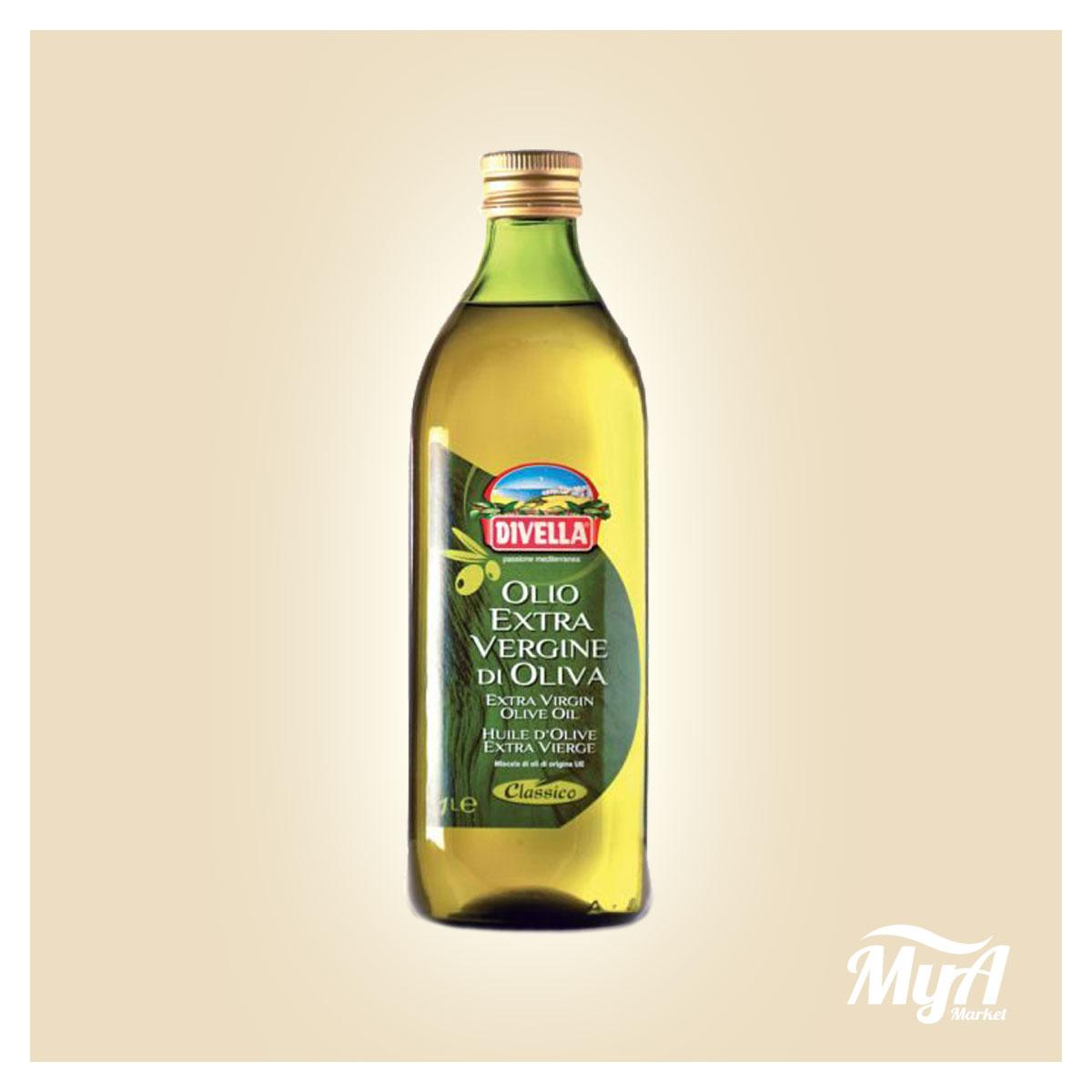 Aceite Oliva Extra Divella 500ml