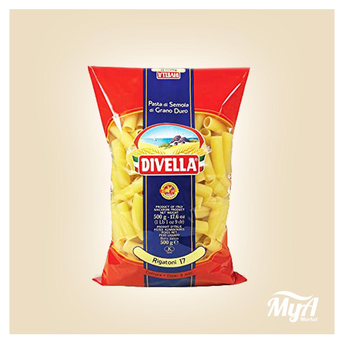 Pasta Rigatoni Divella