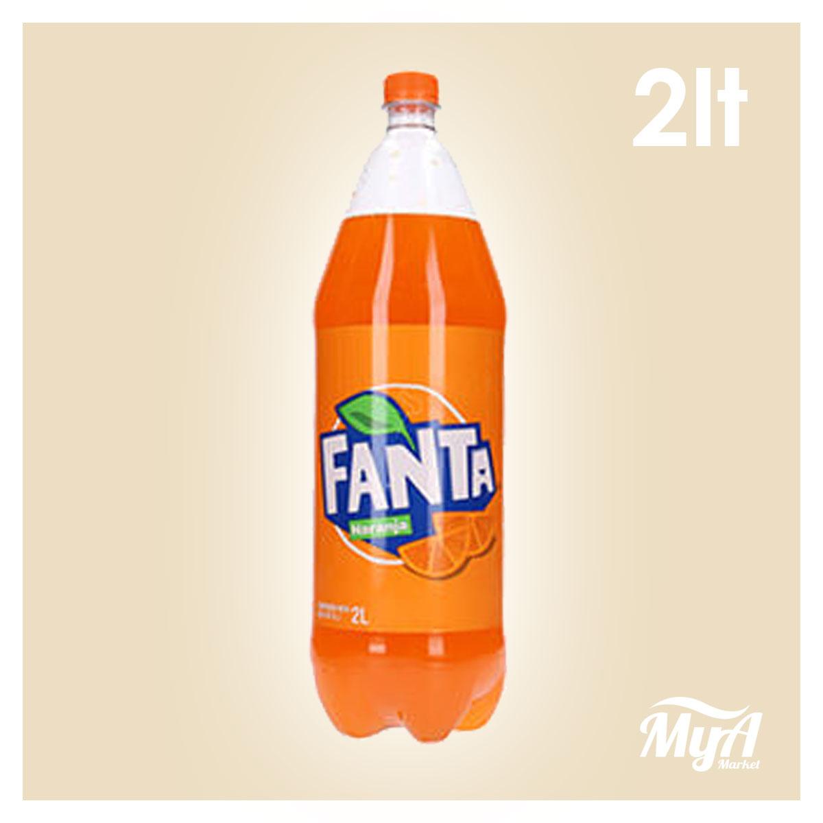 Fanta 2 Lt