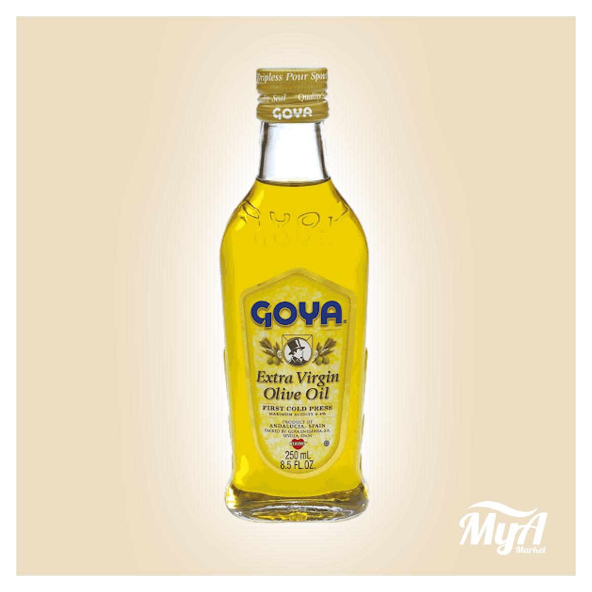 Aceite Oliva Extra Goya 250ml