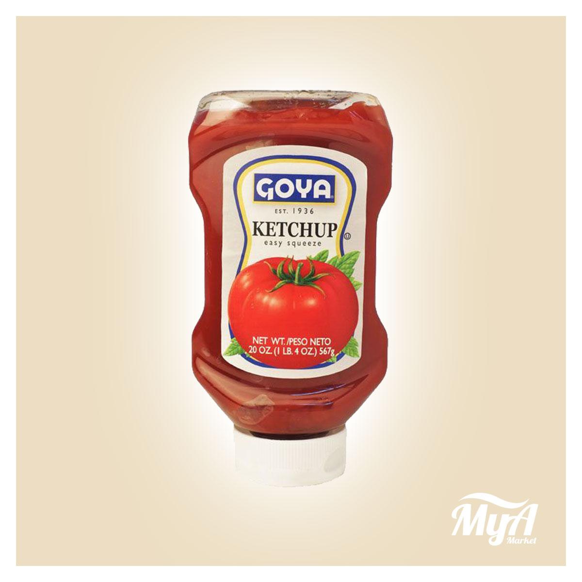 Ketchup Goya
