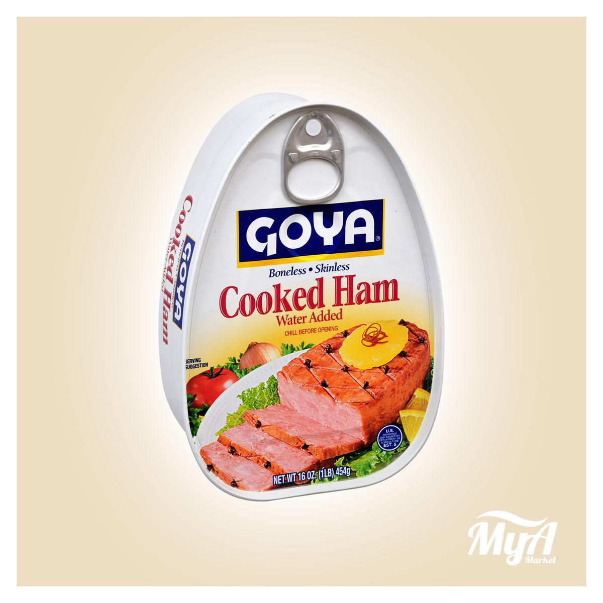 Cooked Ham Goya