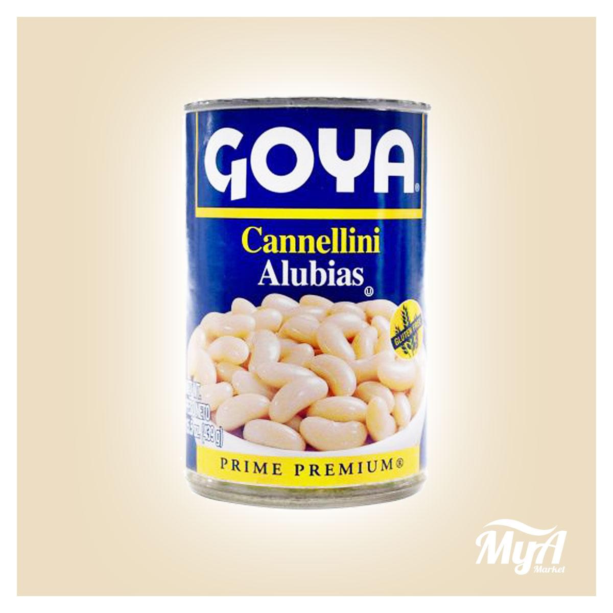 Alubias Goya
