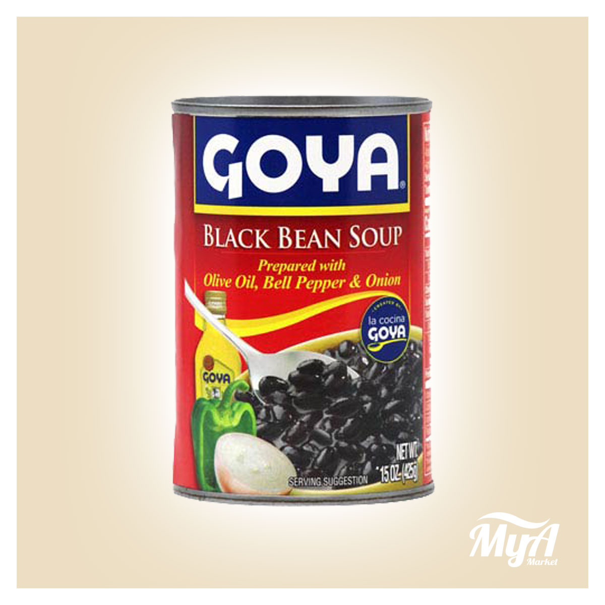Frijoles Negros Goya