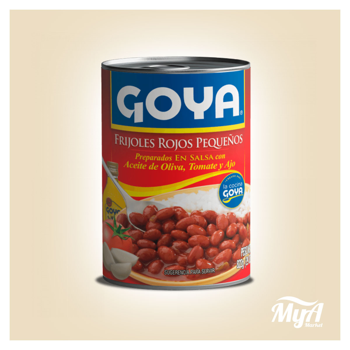 Frijoles Rojos Pequenos Goya