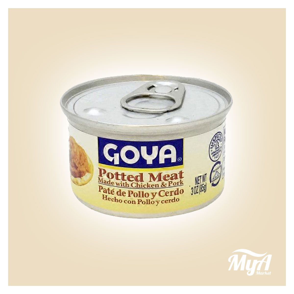 Pate de Pollo/Cerdo Goya