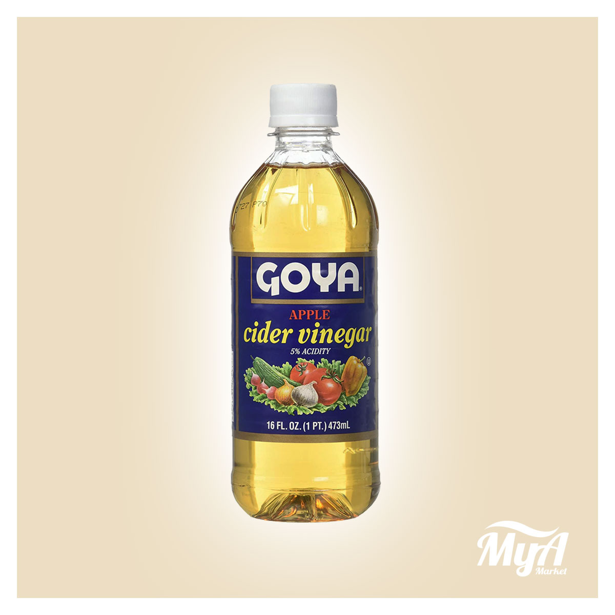 Vinagre de Manzana Goya