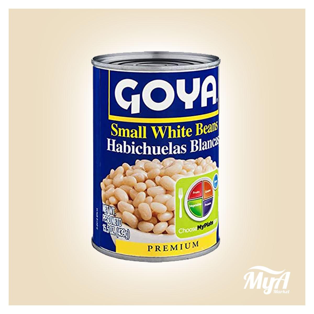 Habichuelas Blancas Goya