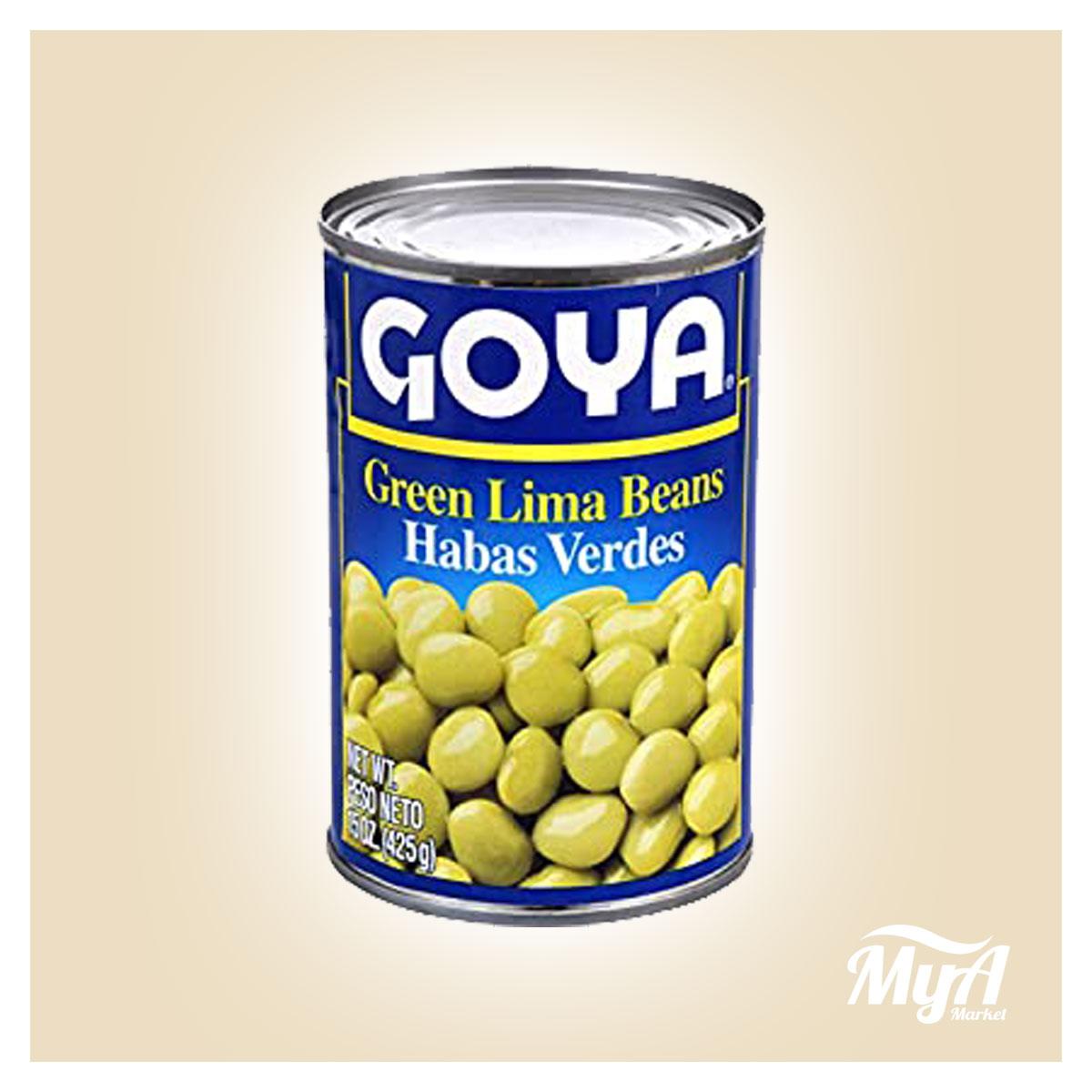 Habas Verdes Goya