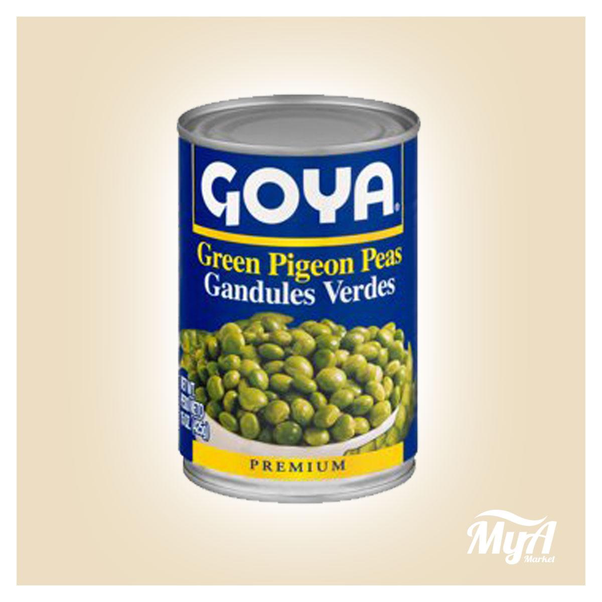 Guandules Verdes Goya