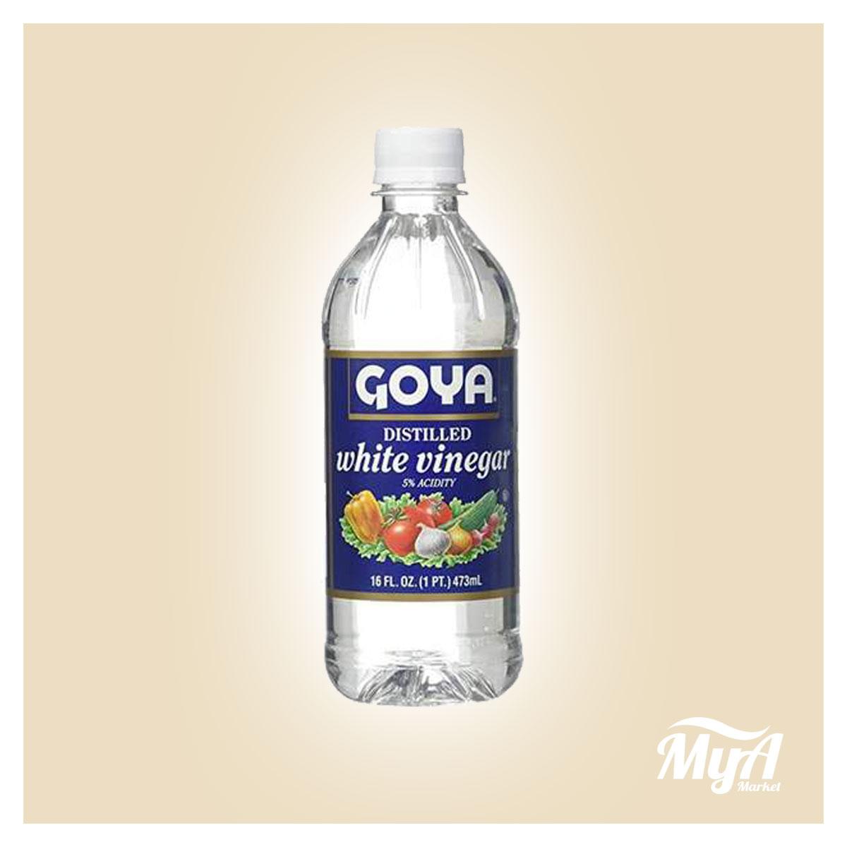 Vinagre Blanco Goya