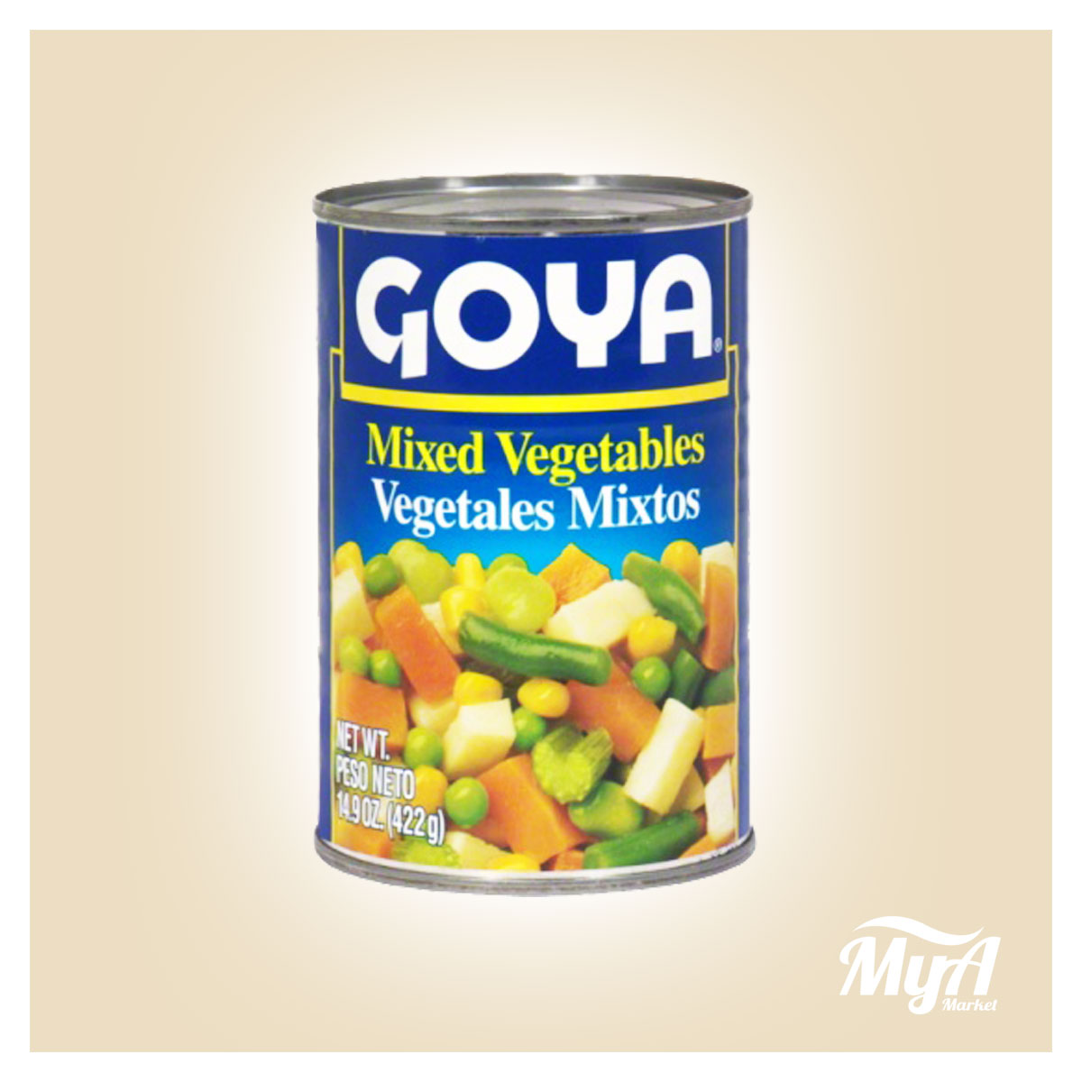 Vegetales Mixtos Goya