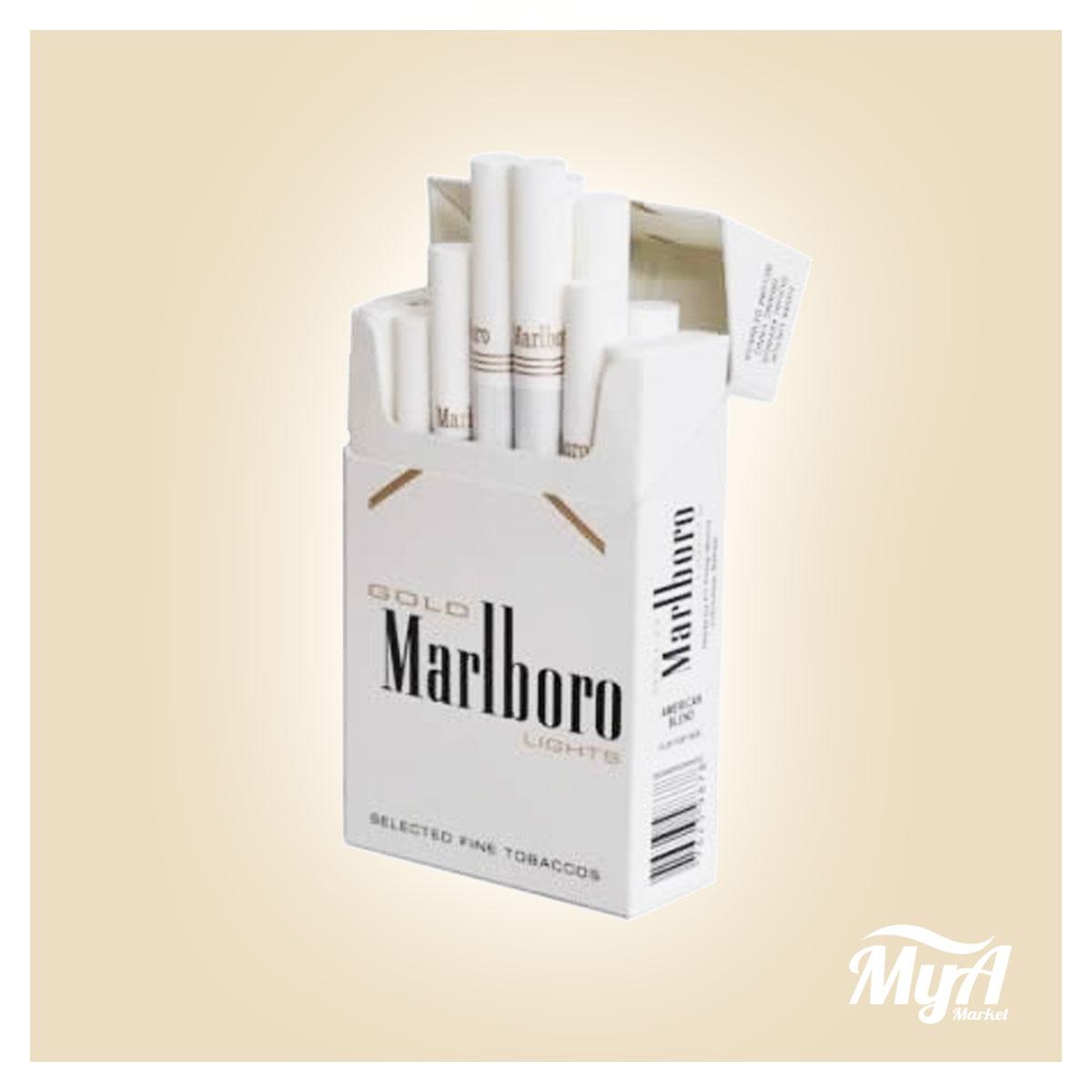 Cigarrillos Malboro Blanco 20 UND