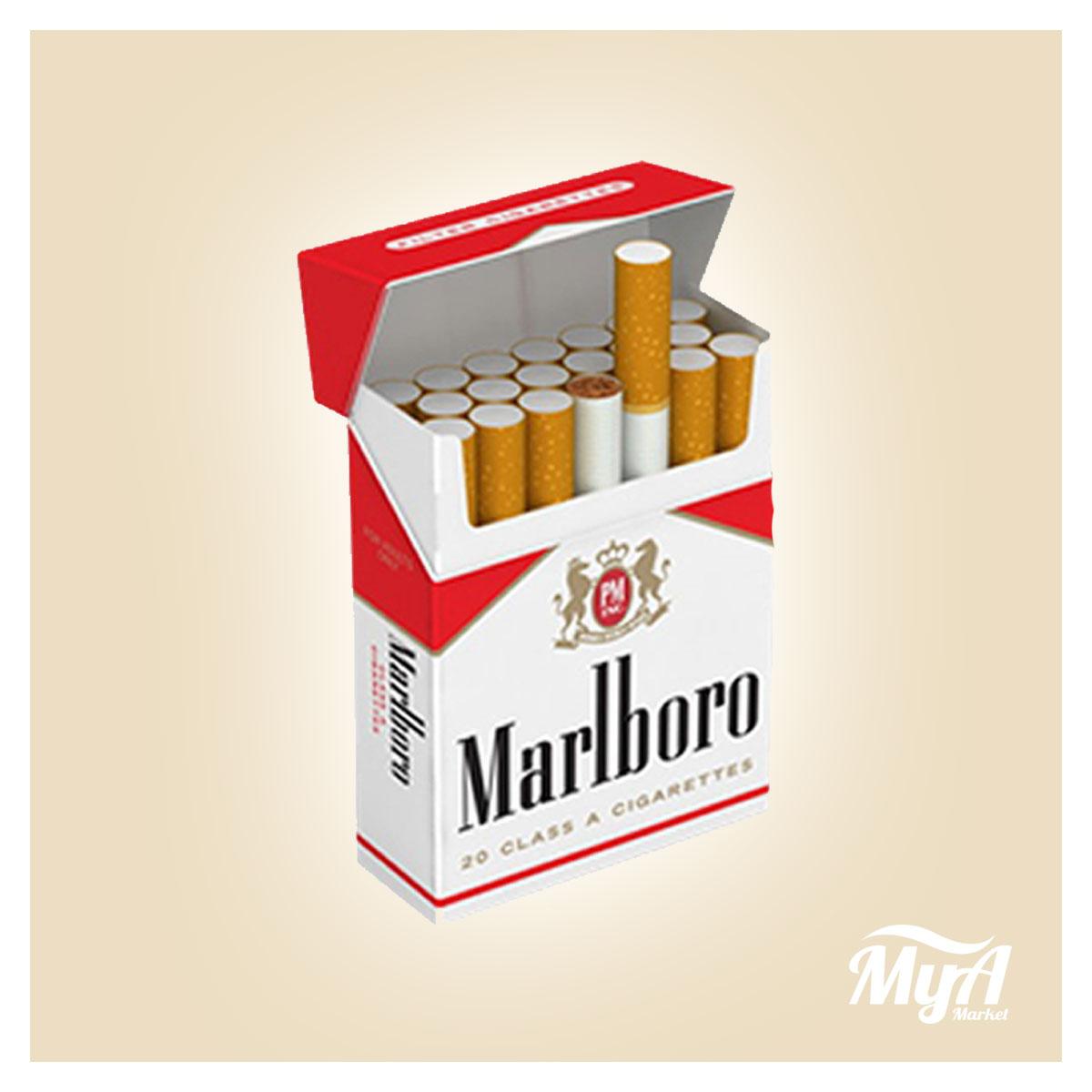 Cigarrillos Malboro Rojo 20 UND