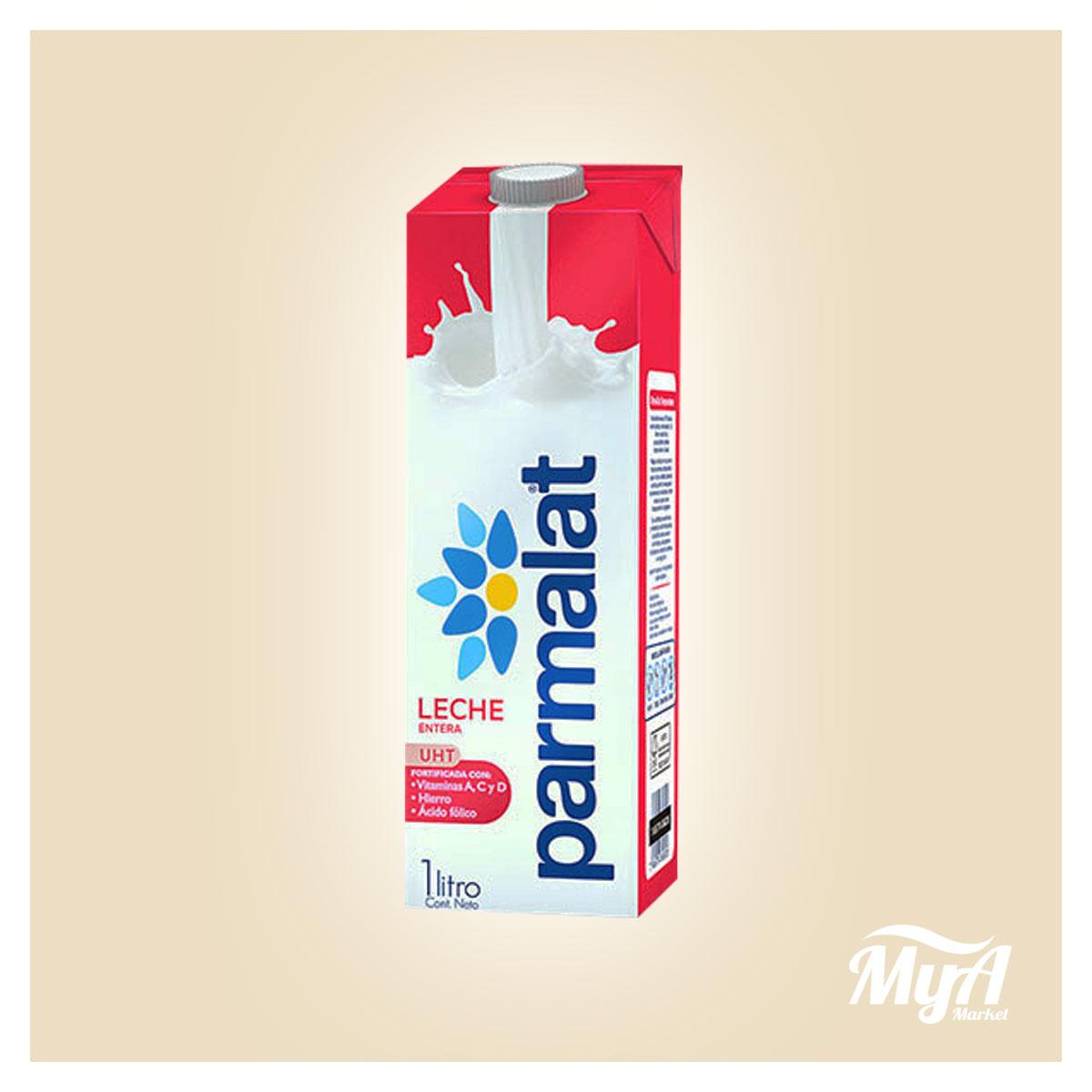 Leche Parmalat Entera 1lt