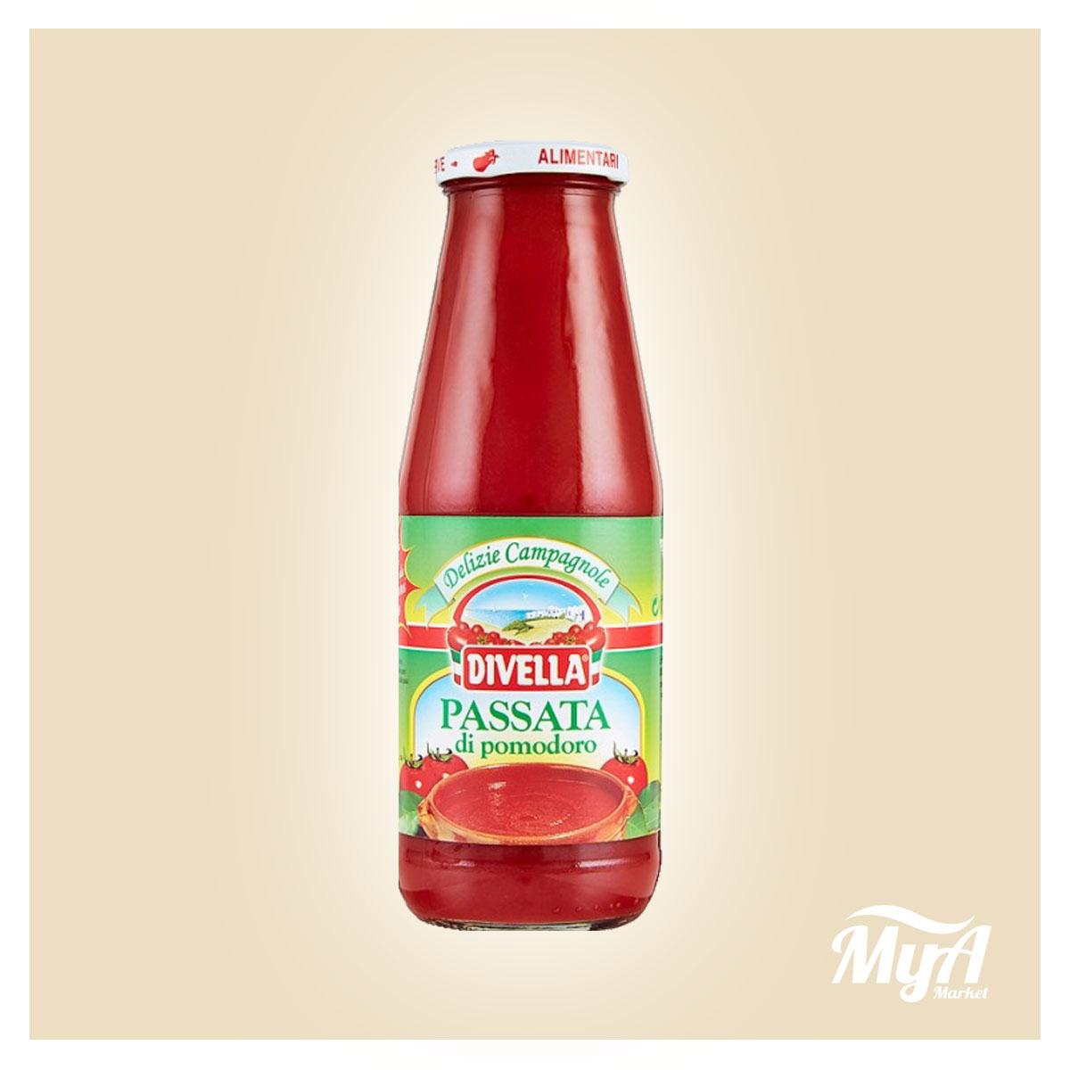 Salsa Tomate Divella