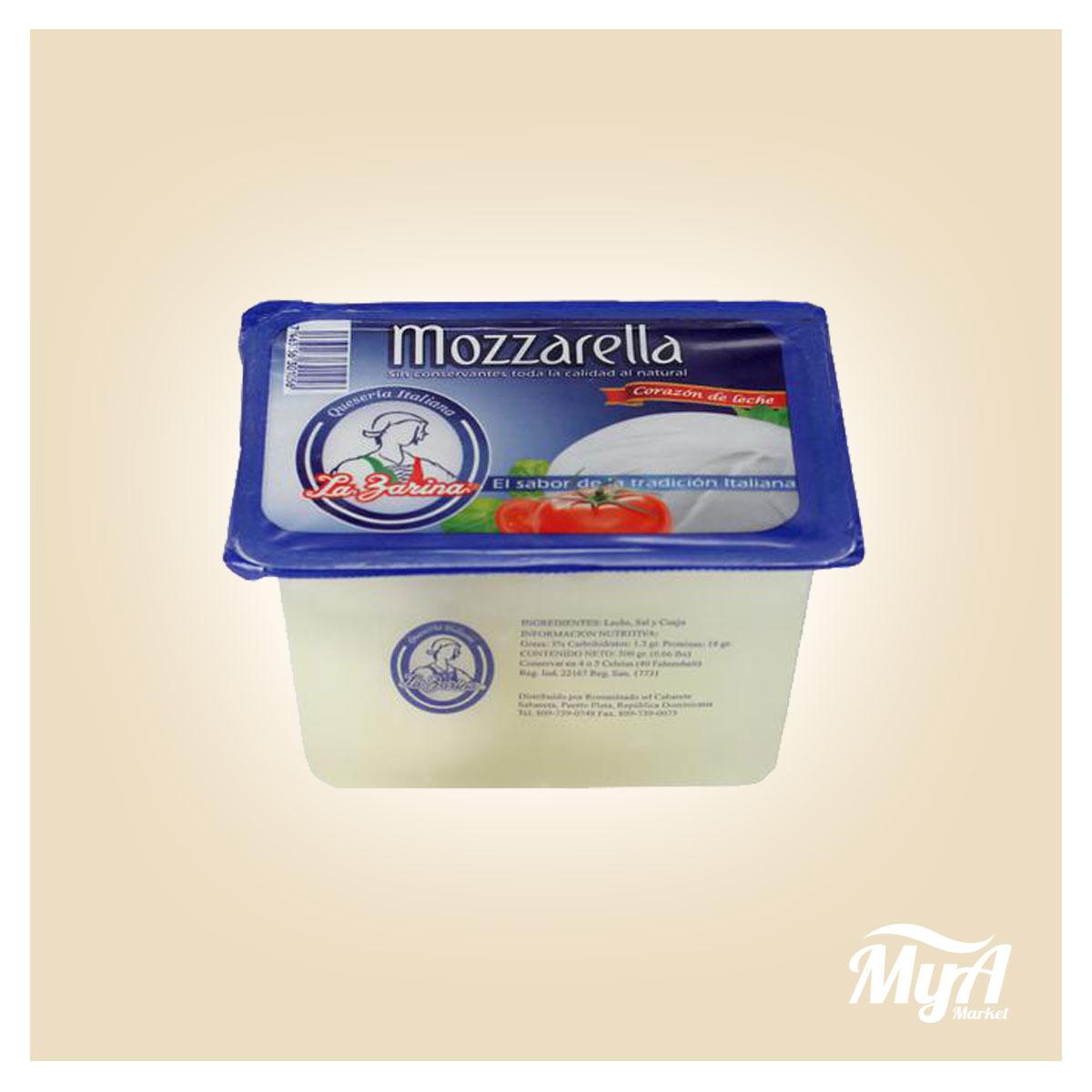 Mozzarella Zarina 2und
